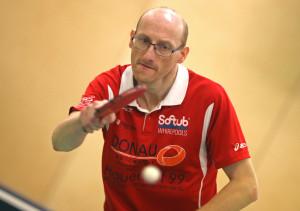 Klubmeister Georg Hengl-Weinmayer