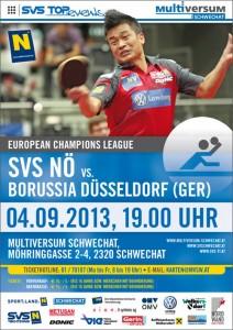 SVS Niederösterreich - Borussia Düsseldorf