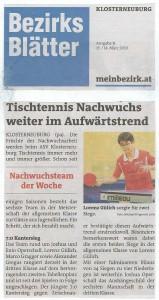 2019-03-13 Bezirksblätter