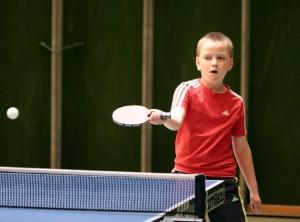 Jugend-Klubmeister Leo Klippl
